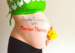 Mercier Therapy can help  your chances of conception.